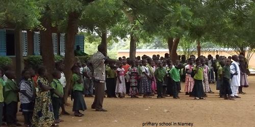 Niger's School holiday calendar