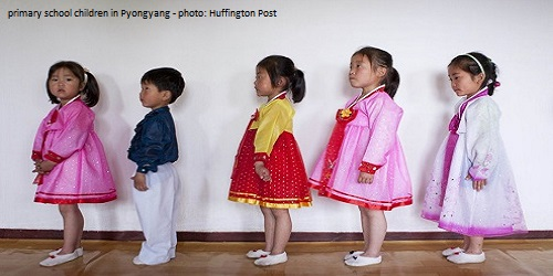 North Korea (People's Rep.)'s School holiday calendar
