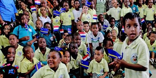 Curaçao's School holiday calendar