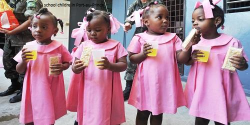 Haiti's School holiday calendar