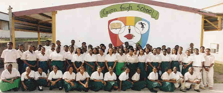 Saint Kitts & Nevis's School holiday calendar