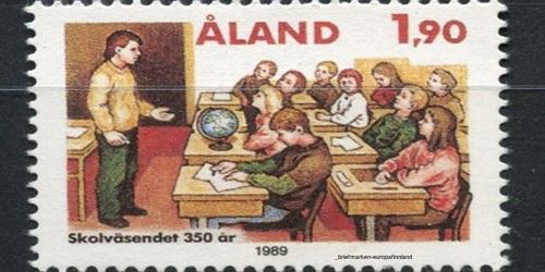 Aland Islands's School holiday calendar