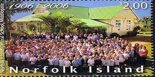 Norfolk Island's School holiday calendar