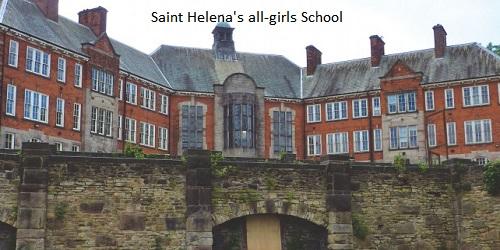 Saint Helena's School holiday calendar