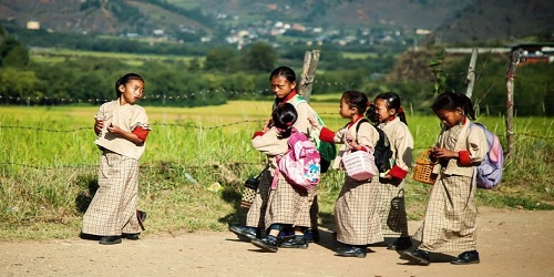 Bhutan (Western)'s School holiday calendar