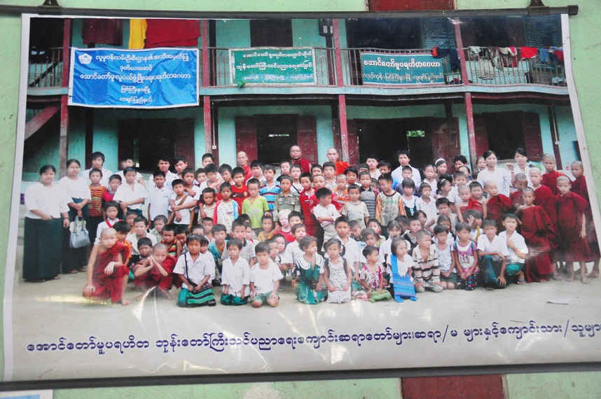 Myanmar (Chin)'s School holiday calendar