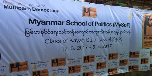 Myanmar (Kayah)'s School holiday calendar